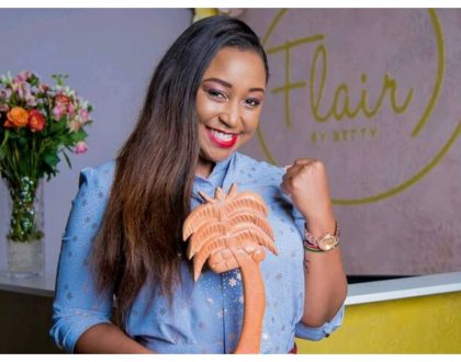 Betty Kyalo on getting a new man: I have met so many nice guysbut I am being intentionally patient