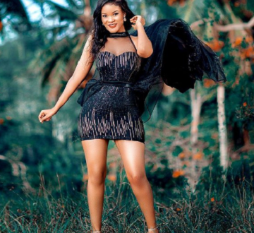 Hamisa Mobeto pens lovely letter to herself to celebrate her birthday