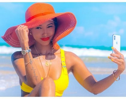 Huddah exposed for stealing Ksh 4 million from a 'Mzungu' in the name of helping orphans in Mathare