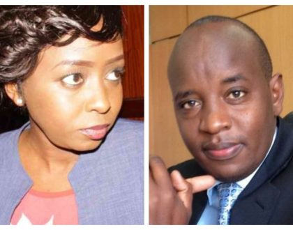 Linus Kaikai confirms Jacque Maribe has resumed duties at Citizen TV after missing in action for two months