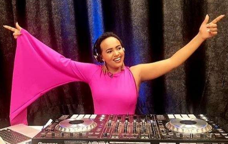 Jalang'o's reaction afterDJ Pierra Makena was exposed for using a dead mixer to spin for Uhuru Kenyatta