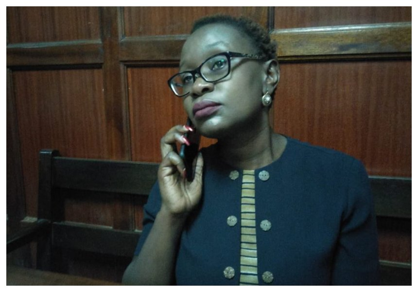 Langata prison express! Former senatorJoy Gwendo sentenced to 2 years in prison