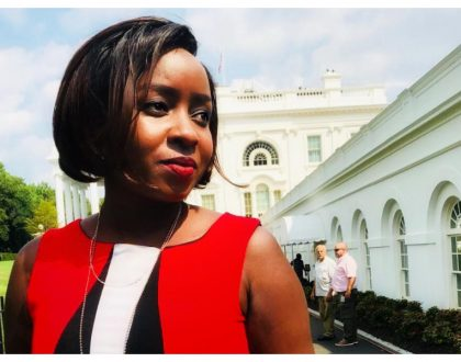 Jacque Maribe speaks on joining politics in 2022