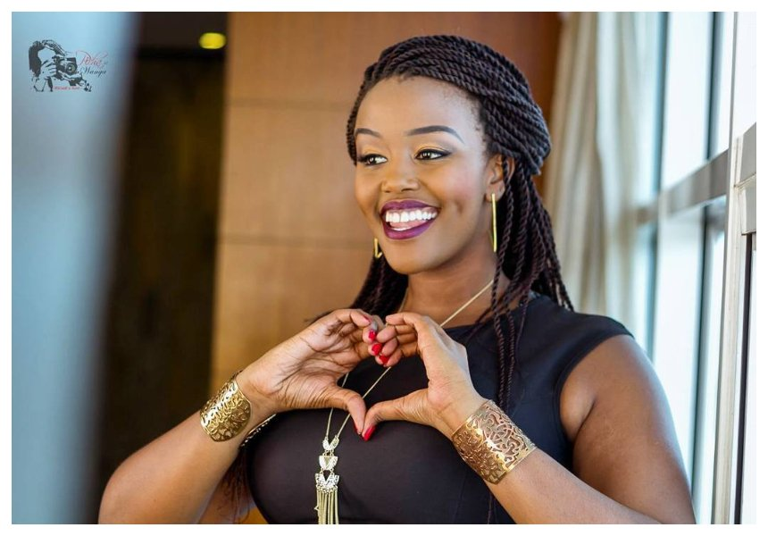 Photos of Elani's Maureen Kunga's ruracio at her parents home in Meru county