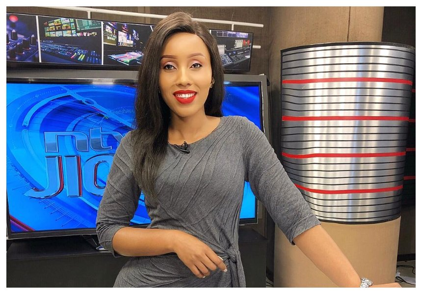 NTV anchorDoreen Majala confirms she's living large after split with abusive husband –Mwingi Central MP Gideon Mulyungi