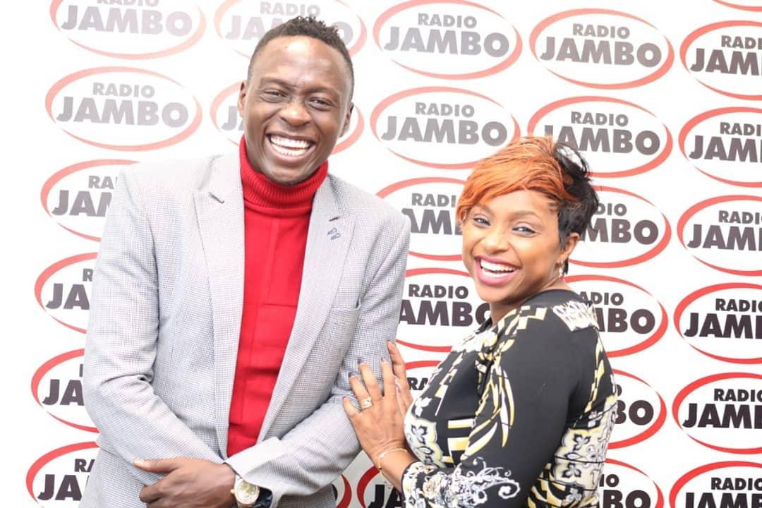 Obinna and Massawe Japanni
