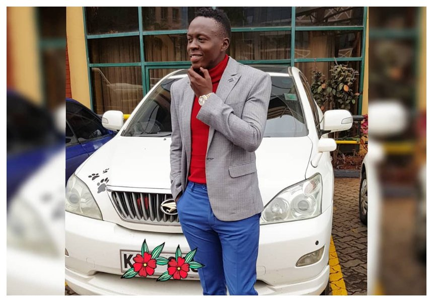 Obinna: I would rather buy another car than have a church wedding