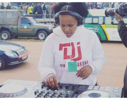 """""""People thought my career will die"""" DJ Pierra Makena responds after Jamhuri Day criticisms"""