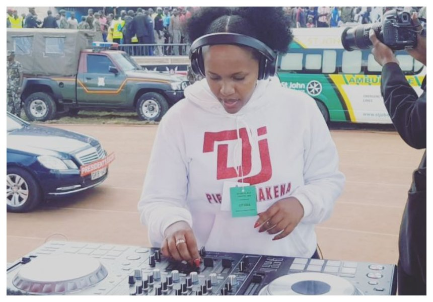 """People thought my career will die"" DJ Pierra Makena responds after Jamhuri Day criticisms"