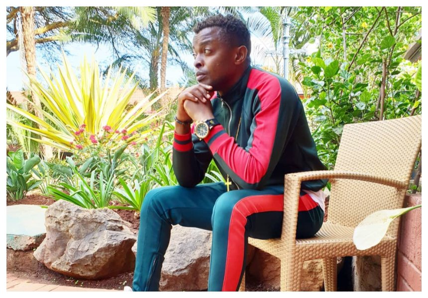 Ringtone reveals the real reason Bahati's wife had Mr Seed's wife arrested