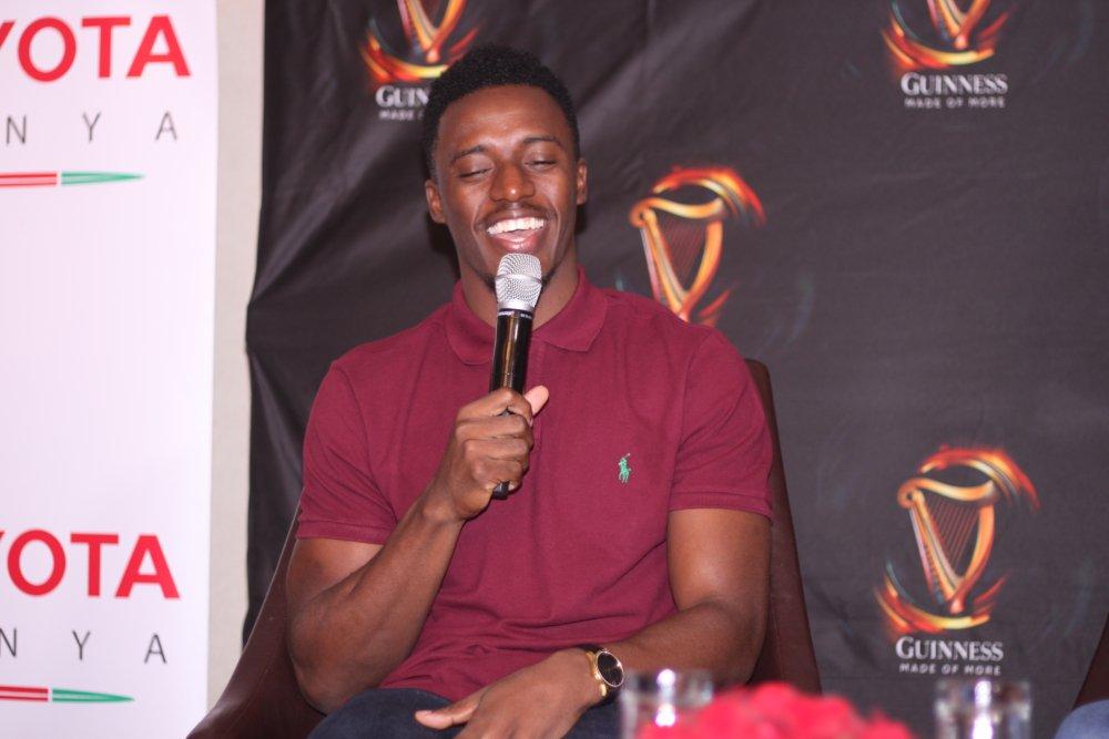 Jamaican star Romain Virgo set to fulfill singer Vivian's promise now that he's in Kenyan