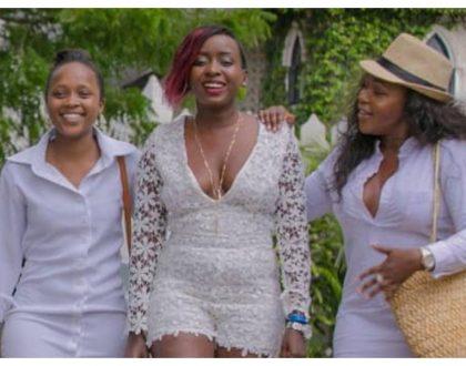 Shix Kapienga to Jacque Maribe:2018 has been a nightmare for you