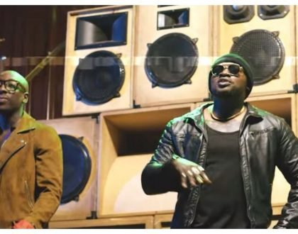 Khaligraph Jones receives another prestigious award nomination two months after winning AFRIMMA