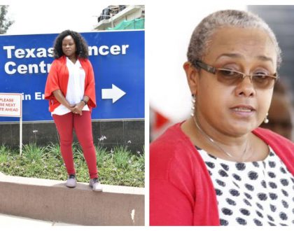 Texas Cancer Centre CEO Dr Nyongesa set to meet First Lady Margaret Kenyatta