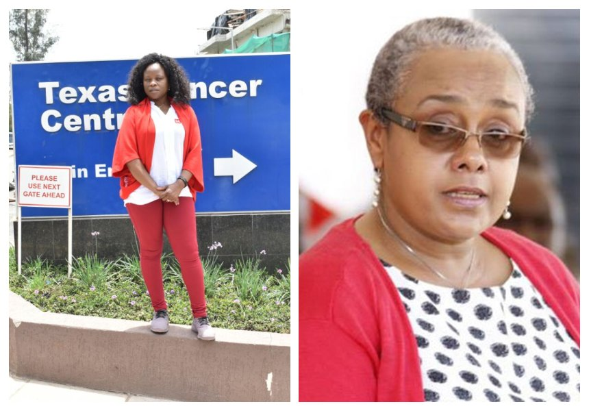 Texas Cancer Centre CEO Dr Nyongesa set to meet First Lady Margaret Kenyatta