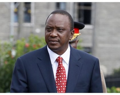 Prophetic message to president Uhuru: 2019 will be the year that yourpresidency will be really tested,expect the worst drought ever experienced