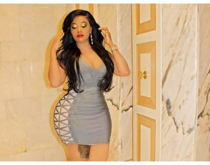 Vera Sidika confirms her new sweetheart has a huge mjulubeng (Photos)