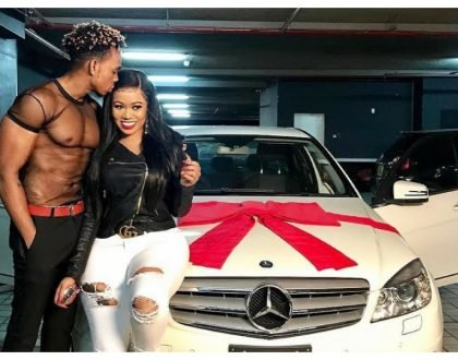 Vera Sidika's alleged boyfriend Calisah wins Mister Africa International 2018 pageant (Photos)