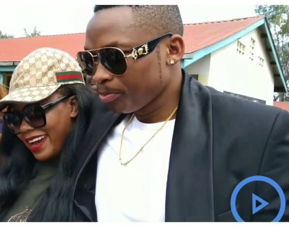 And the drama continues! Otile Brown throws subtle shade at Vera Sidika