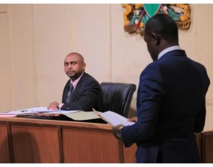 Vioja Mahakamani prosecutor: During our last shoot Jamal was very disturbed, he told me he quarreled with his 'wife' Grace Namulo