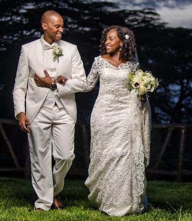 Citizen TV Journalist Waihiga Mwaura celebrates wife birthday with sweet message