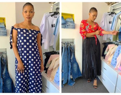 Stress or just losing weight? Photos of Wema Sepetu looking gracefully thin surface online