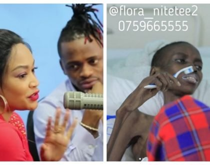 Zari puts aside her differences with Diamond and Wema Sepetu to implore them to assist sick boy Rajab