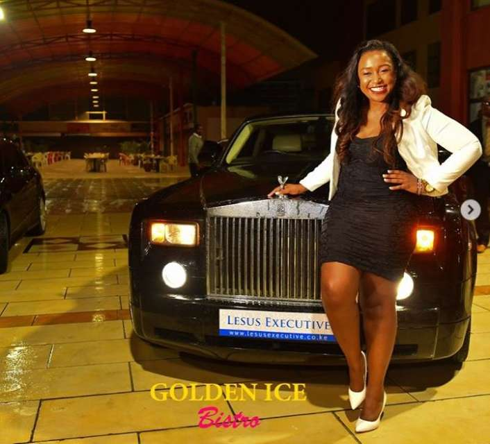 What Betty Kyalo had to say after fans pressured her to speak about Jackie Maribe's drama