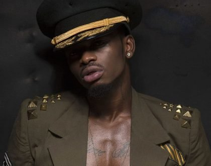 The only musician who can beat me on stage is Beyonce or Michael Jackson- Diamond Platnumz