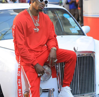 Diamond throws shade at President Magufuli and his government again days after banning him