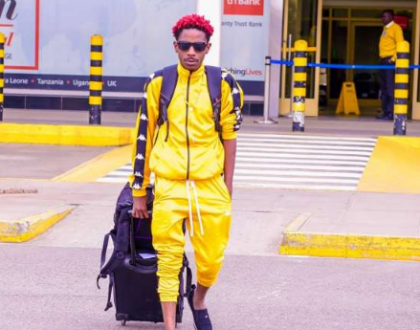 Eric Omondi the King of Comedy and Music parody