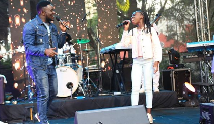 Githurai girl sends heartwarming message after releasing first album at only 13