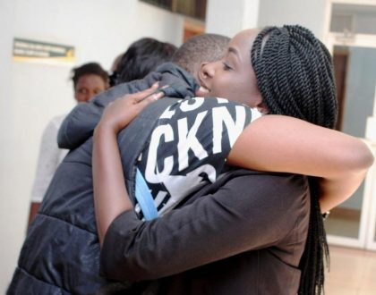 Itumbi to Kenyans after Jowi's passionate hug: I'm okay with Maribe friend-zoning me