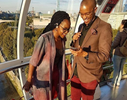 'It is my great honor to be your wife' Joyce Omondi's sends sweet message to Wahiga Mwaura during anniversary