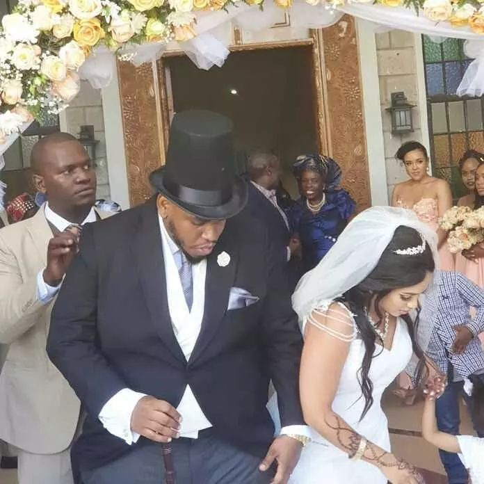 Madtraxx And Salma's Wedding: All The Best Photos From
