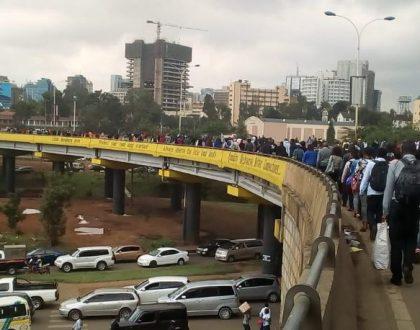Sonko suspends Matatu ban with immediate effect after outcry