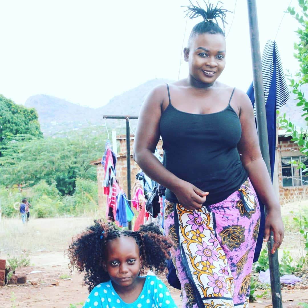Nyota Ndogo denies she's heavy with a child: My Belly has always been just big