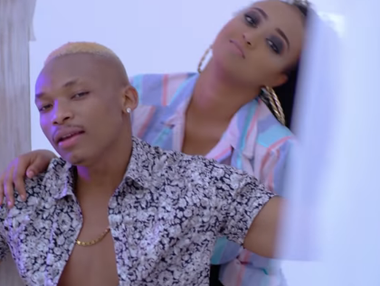 Otile Brown releases new song dubbed 'Samantha' (video)