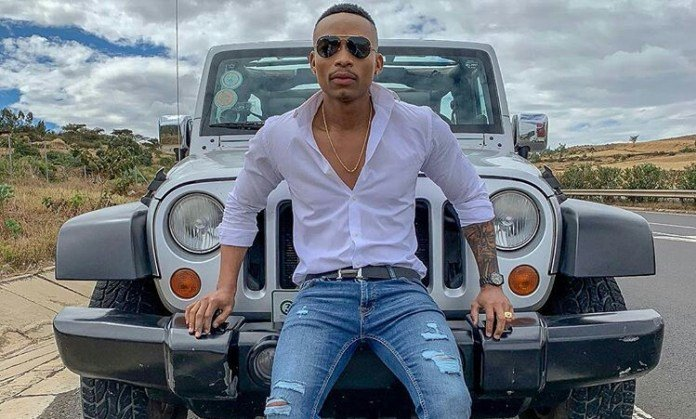 A drunk Otile Brown allegedly runs over two people - speeds off