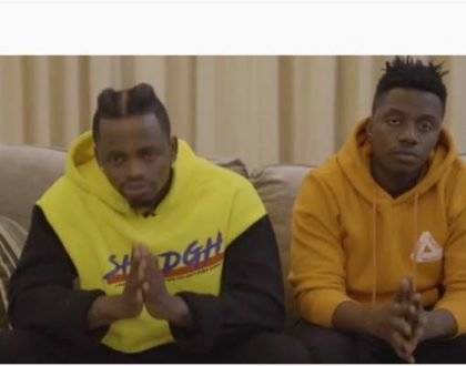 Basata finally lifts ban on Diamond and Rayvanny, the two hit studio immediately to drop new hit
