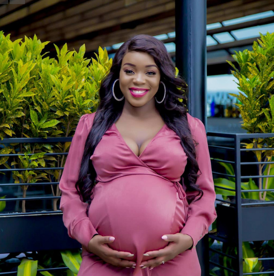 """I was bloated and had to go to the hospital!"" Risper Faith brushes off second pregnancy rumors"