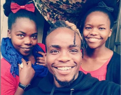 So sad! Sagini's sister mourn brother who passed away on Monday after short illness