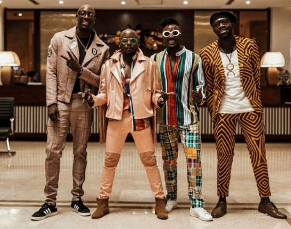 Sauti Sol forced to explain why they haven't released new songs despite promising a song every month