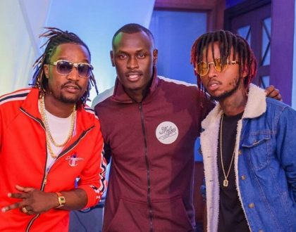 Octopizzo ako wapi bana? King Kaka's 'Dundaing' only Kenyan song in Apple Music's 2018 A-list
