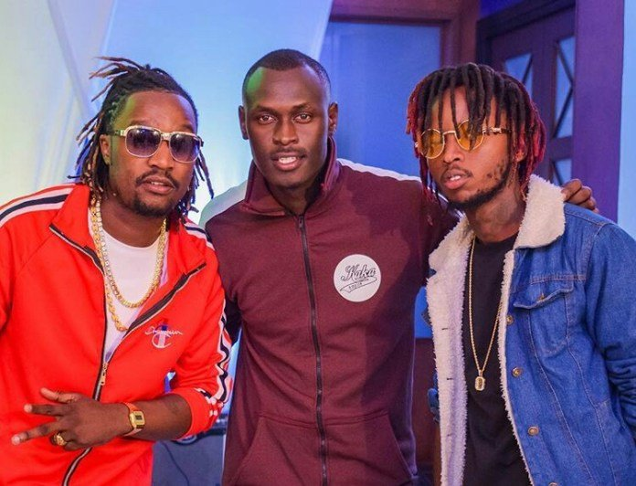 Octopizzo ako wapi bana? King Kaka's 'Dundaing' only Kenyan song inApple Music's 2018 A-list