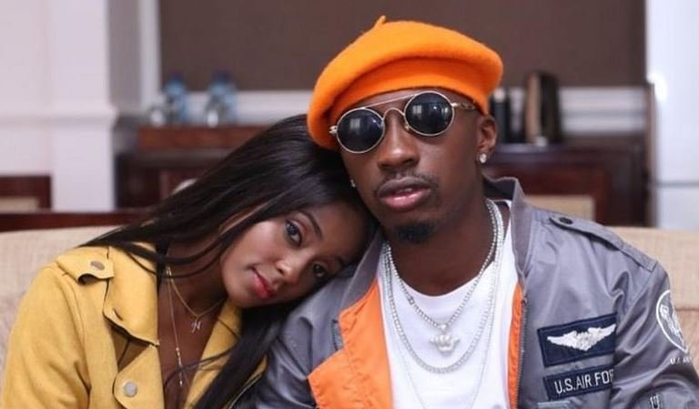 'Jux and I cannot be together all the time' Vanessa Mdee denies he's been dumped by Jux Juma after being spotted alone severally