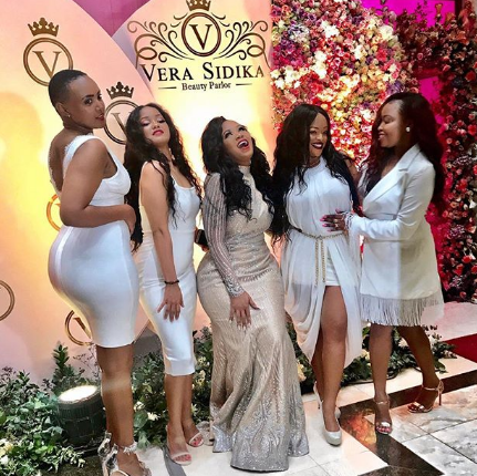 Was Otile Brown right all along? Has Vera Sidika's spa been closed just six months after launch?