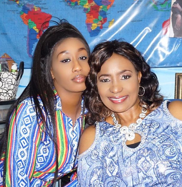 Victoria Kimani forces her parents to explain why they never taught her Swahili (video)