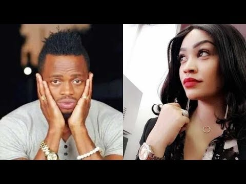 Zari Hassan hilarious message after Diamond fell off stage during performance