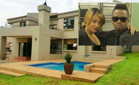 Image result for Zari told to leave diamonds house